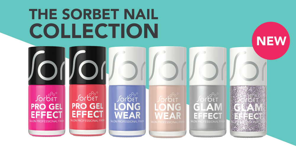 Every Kind of Nail Polish for Every Kind of Girl - Sorbet