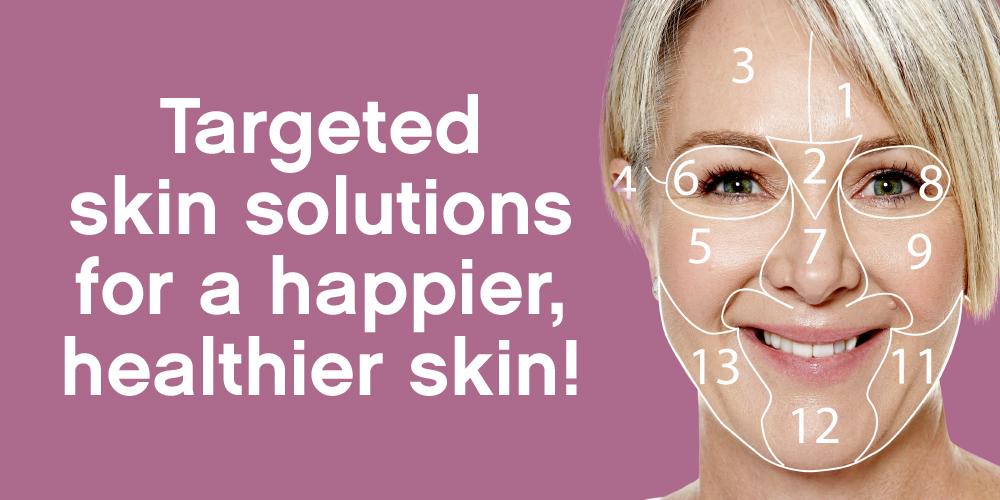 Book your favorite Dermalogica now! - Sorbet Dermalogica Skin Mapping on