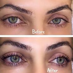 Lashes Up Baby! - Sorbet