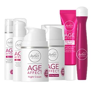 Sorbet Age Affect