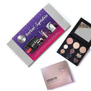 Sorbet Makeup Gift sets