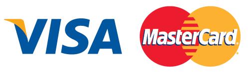 Visa/MasterCard accepted